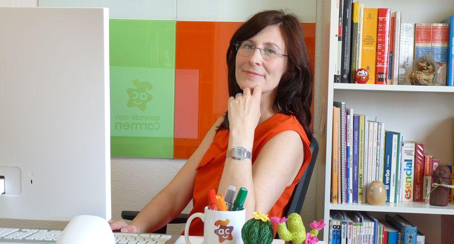 Carmen Estevez cursos online