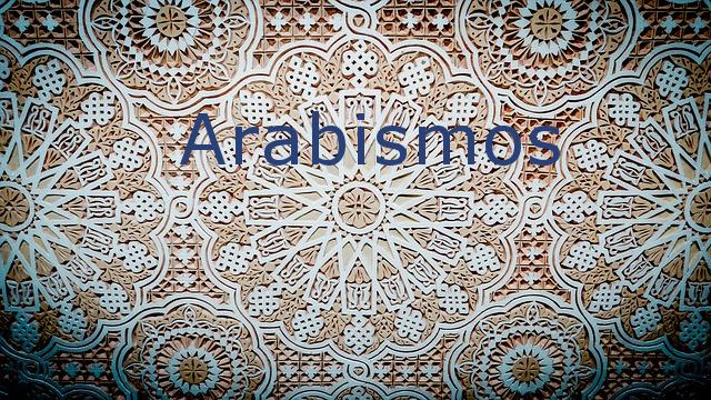 Arabismo entrada