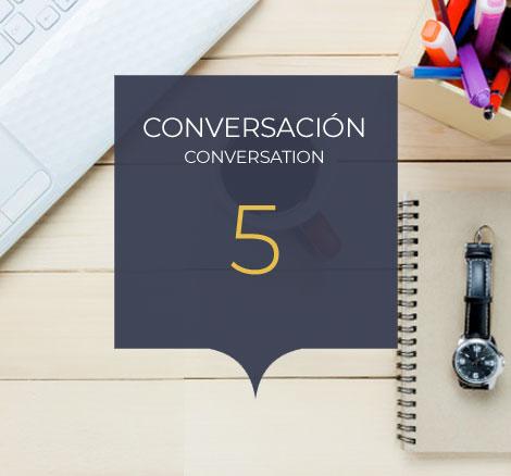 Conversacion 5 Clases